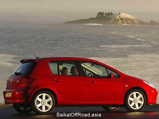 Peugeot 307 1.6 HDi (109Hp) (Механика)