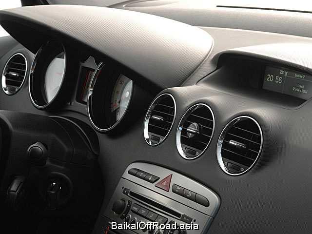 Peugeot 308 1.6 (150Hp) (Механика)