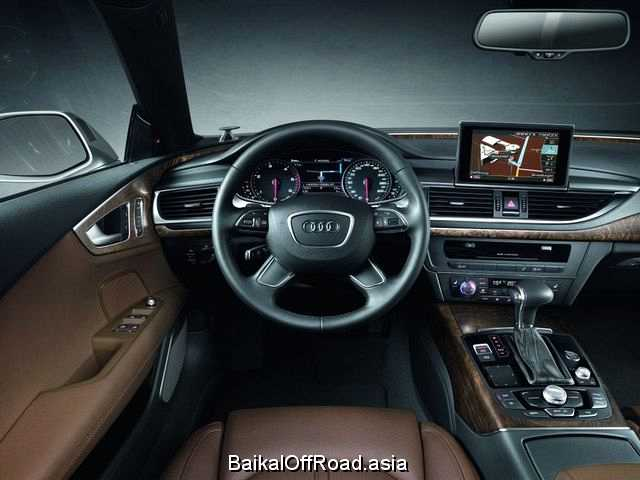 Audi A7 Sportback 2.8 FSI quattro (204Hp) (Автомат)