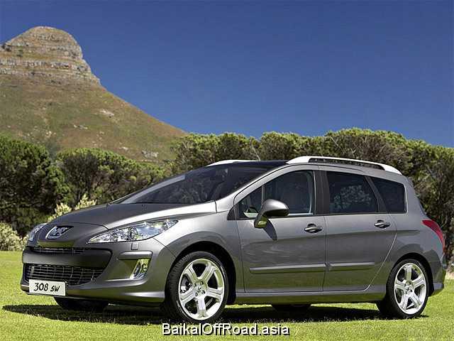 Peugeot 308 SW 1.6 (120Hp) (Автомат)