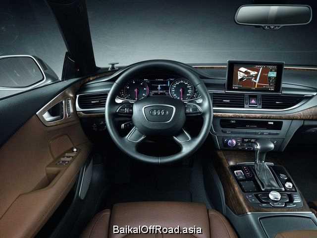 Audi A7 Sportback 3.0 TFSI quattro (300Hp) (Автомат)