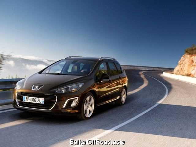 Peugeot 308 (facelift) 1.6 (120Hp) (Механика)