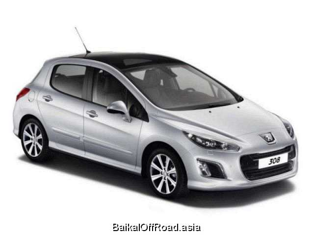 Peugeot 308 (facelift) 1.6D (92Hp) (Механика)