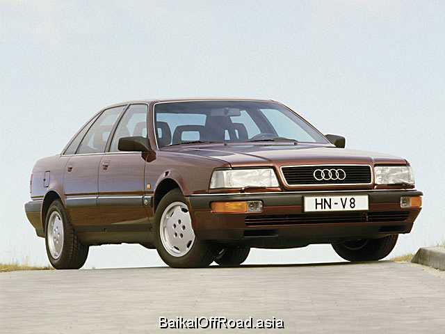 Audi A8 2.5 TDI (150Hp) (Механика)