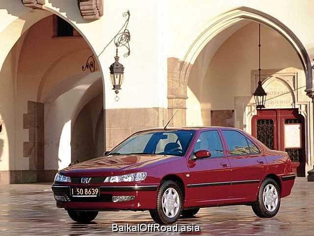 Peugeot 406 2.0 HDI 90 (90Hp) (Механика)