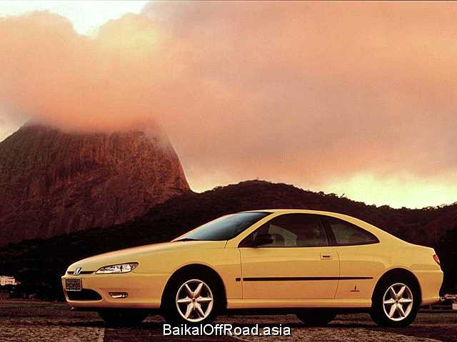 Peugeot 406 Coupe 2.2 HDi (133Hp) (Механика)