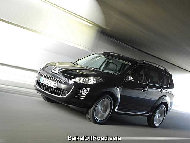 Peugeot 4007 2.2 HDi AWD (156Hp) (Механика)
