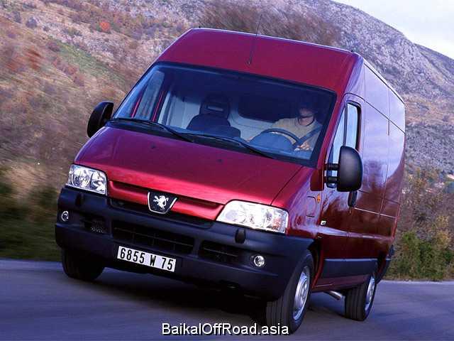 Peugeot Boxer 2.2 HDi (120Hp) (Механика)