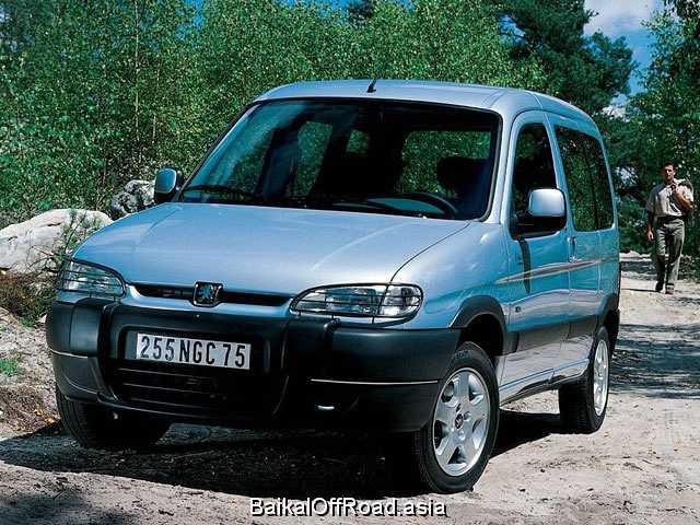 Peugeot Partner 1.9 D (70Hp) (Механика)