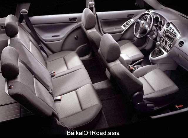 Pontiac Vibe 1.8 i 16V AWD (130Hp) (Механика)