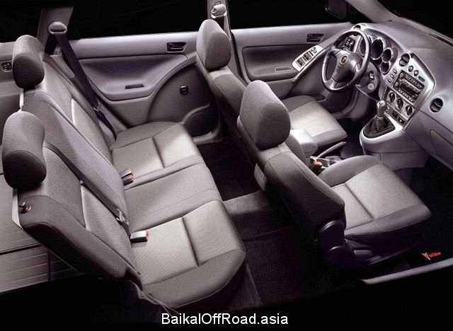 Pontiac Vibe 1.8 (132Hp) (Механика)