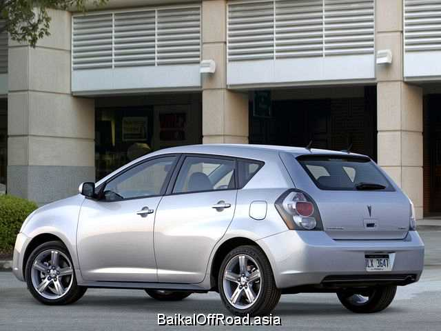 Pontiac Vibe 1.8 (132Hp) (Автомат)
