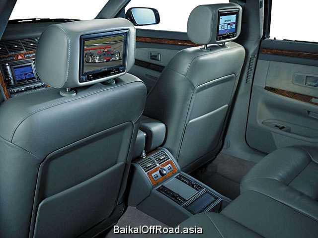 Audi A8 L 6.0 (420Hp) (Автомат)