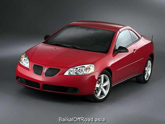 Pontiac G6 Convertible 3.9 i V6 12V GTP (243Hp) (Автомат)