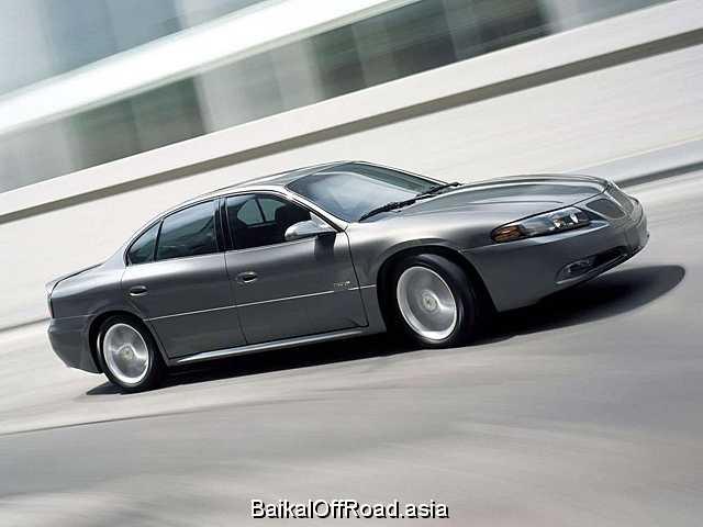 Pontiac Bonneville 4.6 V8 (275Hp) (Автомат)