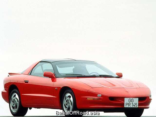 Pontiac Firebird 5.7 i V8 (314Hp) (Механика)