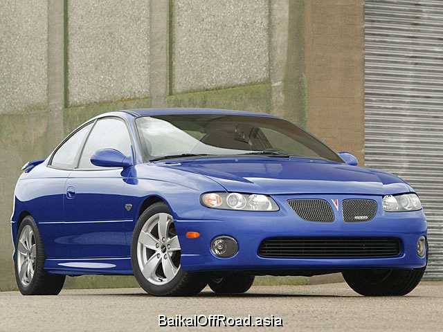 Pontiac GTO 6.0 i V8 16V (405Hp) (Автомат)