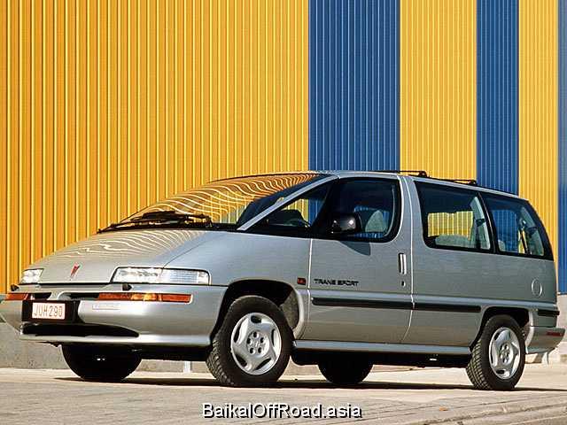 Pontiac Trans Sport 3.4 i V6 (182Hp) (Автомат)