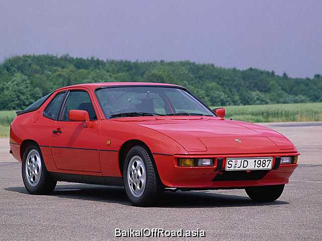 Porsche 924 2.0 Turbo (170Hp) (Механика)