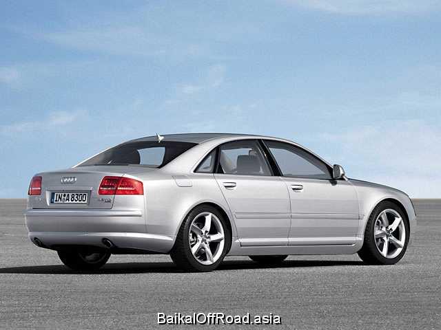 Audi A8 6.0 i W12 quattro (450Hp) (Автомат)