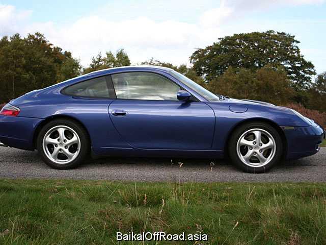 Porsche 911 3.6 Carrera (320Hp) (Автомат)