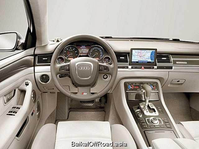 Audi A8 3.0 TFSI quattro (290Hp) (Автомат)