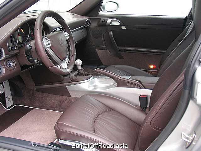 Porsche 911 3.8 S (355Hp) (Механика)