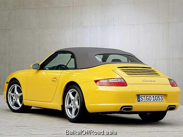 Porsche 911 Convertible 3.8 S (385Hp) (Механика)