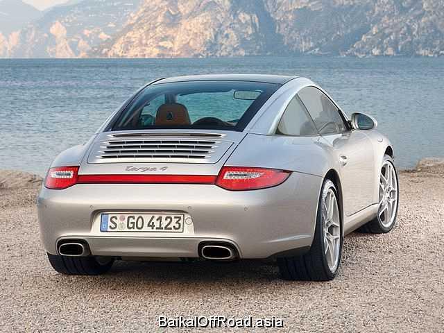Porsche 911 Targa (facelift) 3.6 Targa (345Hp) (Автомат)