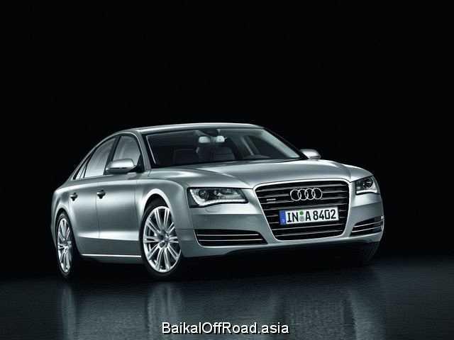 Audi A8 L 6.3 FSI quattro (500Hp) (Автомат)