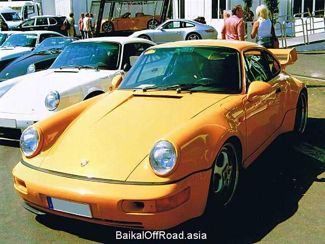 Porsche 968 3.0 i 16V Turbo S (305Hp) (Автомат)