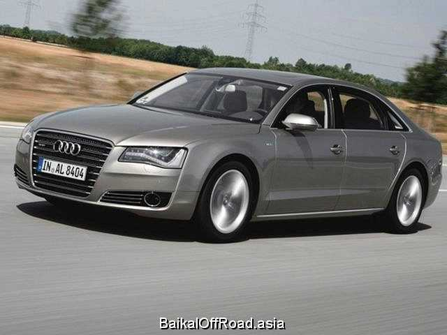Audi A8 L L 4.2 FSI quattro (372Hp) (Автомат)