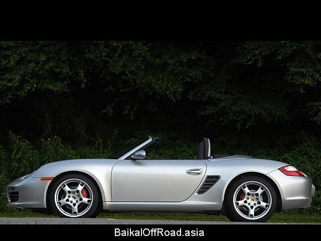 Porsche Boxster 3.4S (295Hp) (Механика)