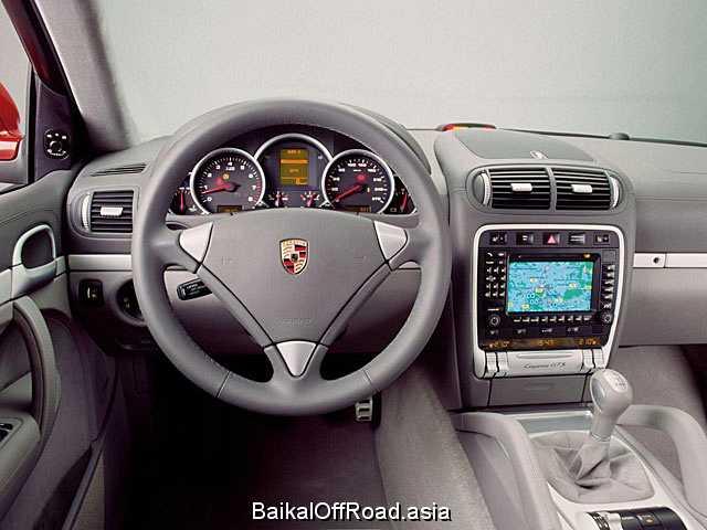 Porsche Cayenne (facelift) 3.0 V6 TDI (240Hp) (Механика)