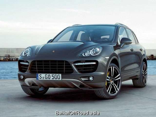 Porsche Cayenne 3.6 (300Hp) (Автомат)