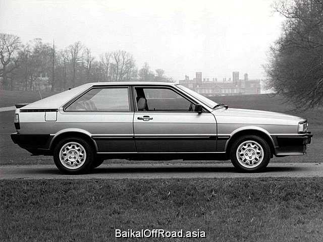 Audi Coupe 1.8 GT (112Hp) (Механика)