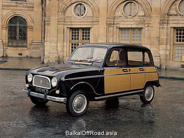 Renault 4 1.1 (44Hp) (Механика)