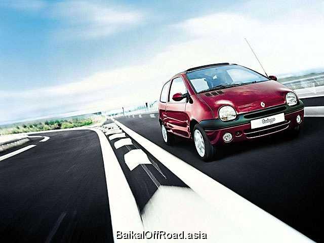 Renault Twingo 1.2 (55Hp) (Механика)