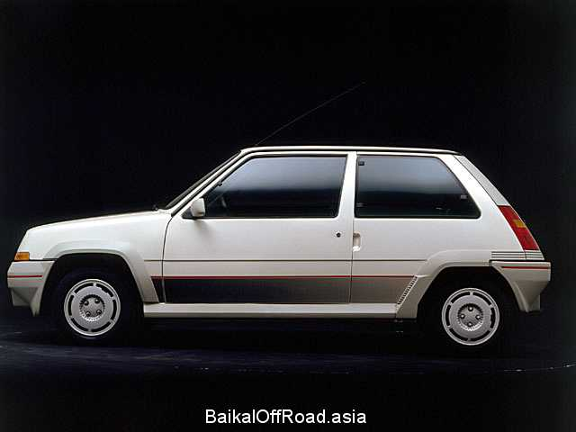 Renault Super5 1.4 (71Hp) (Механика)
