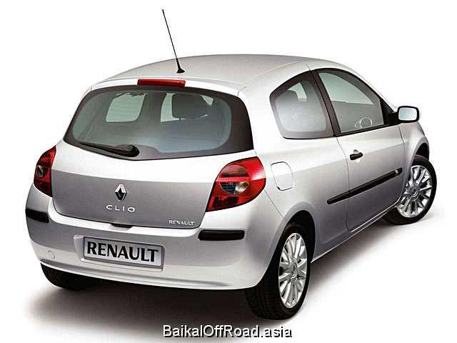 Renault Clio 1.4 i 16V (98Hp) (Механика)