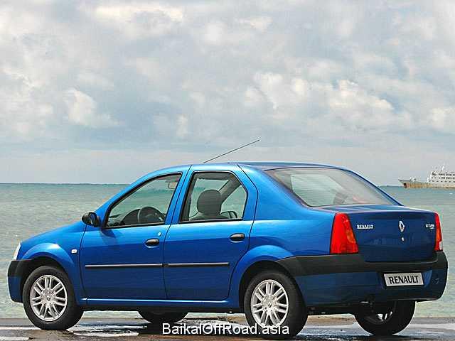 Renault Logan MCV 1.4 (75Hp) (Механика)