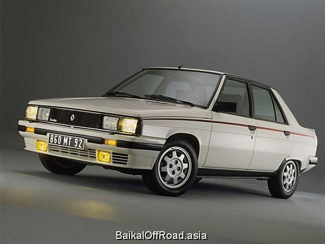 Renault 9 1.6 D (55Hp) (Механика)