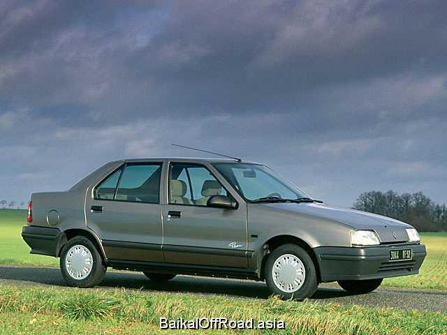 Renault 19 Chamade 1.7 (90Hp) (Автомат)