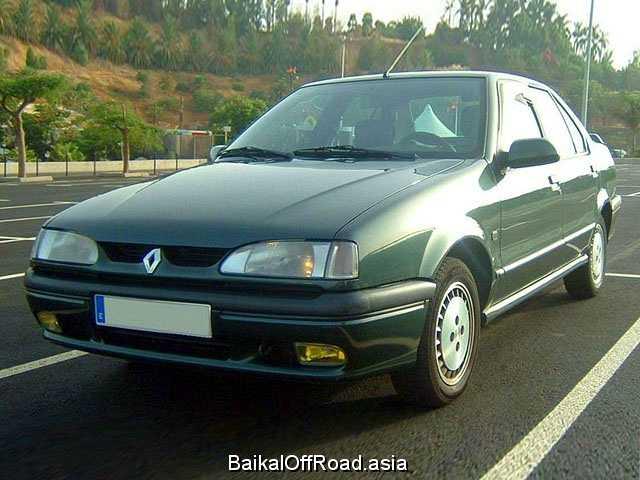 Renault 19 Europa 1.8 i (113Hp) (Механика)