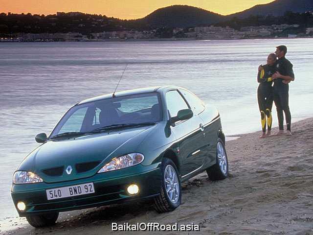 Renault Megane Coach 1.9 dTi (98Hp) (Механика)