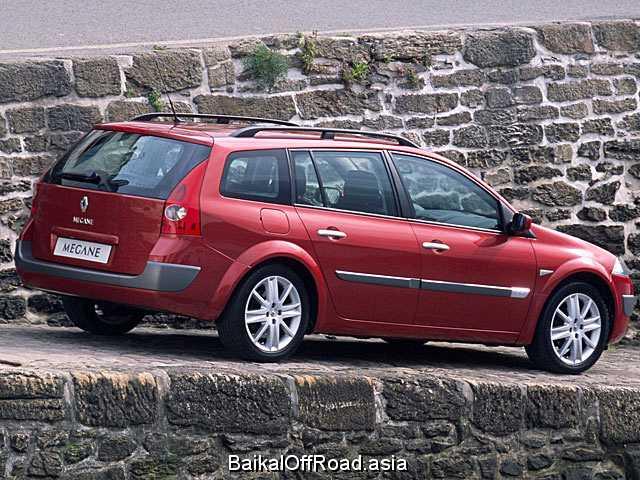 Renault Megane Grandtour 1.5 dCi (101Hp) (Механика)