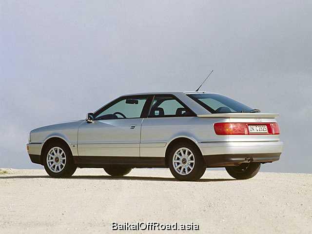 Audi Coupe 2.3 E 20V quattro (170Hp) (Механика)