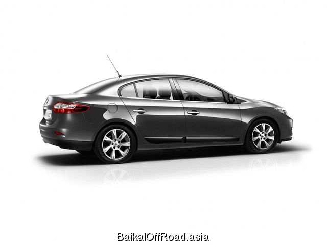 Renault Fluence 2.0 (138Hp) (Вариатор)