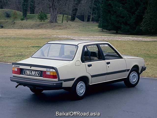 Renault 18 2.2 i (103Hp) (Механика)