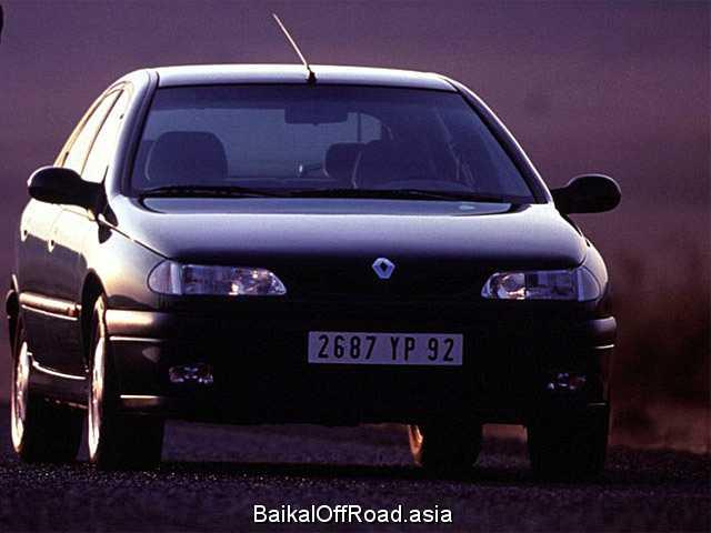 Renault Laguna 2.0 (114Hp) (Автомат)